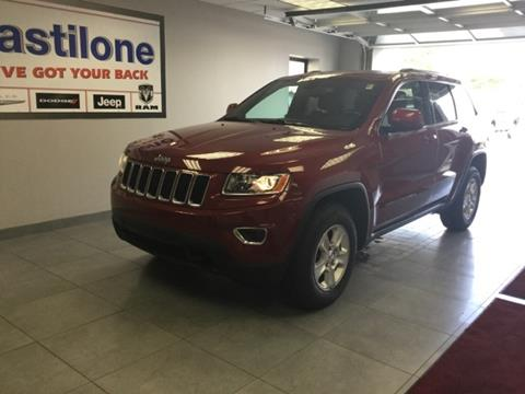 2014 Jeep Grand Cherokee for sale in Clarence NY