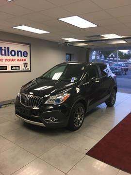 2016 Buick Encore for sale in Clarence NY