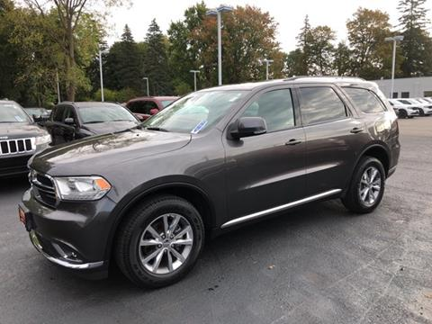 2015 Dodge Durango for sale in Clarence NY