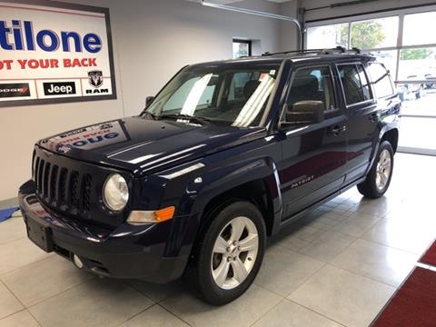 2012 Jeep Patriot for sale in Clarence, NY
