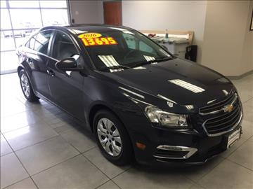 2016 Chevrolet Cruze Limited for sale in Clarence, NY