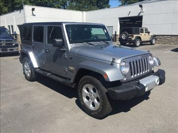 2014 Jeep Wrangler Unlimited for sale in Clarence, NY
