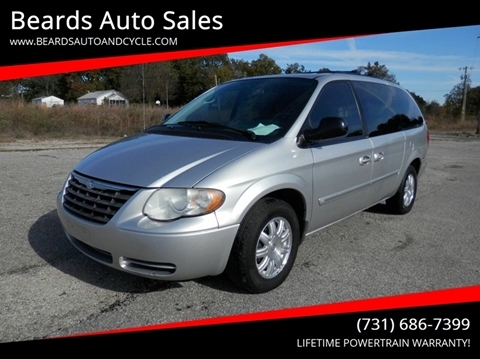 2005 Chrysler Town and Country for sale in Milan, TN