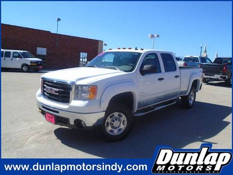 2008 GMC Sierra 2500HD for sale in Independence, IA
