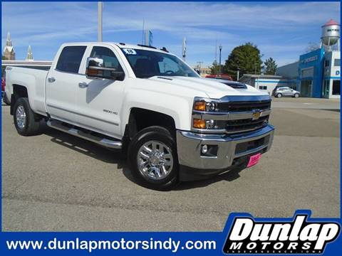 2018 Chevrolet Silverado 2500HD for sale in Independence, IA