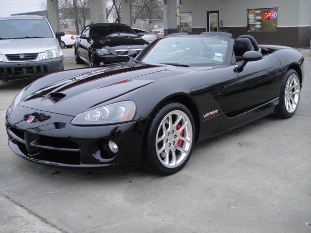 2004 Dodge Viper for sale at AUTO BARGAIN, INC in Oklahoma City OK