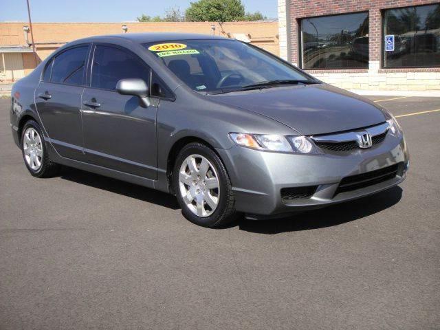 2010 Honda Civic for sale at AUTO BARGAIN, INC in Oklahoma City OK