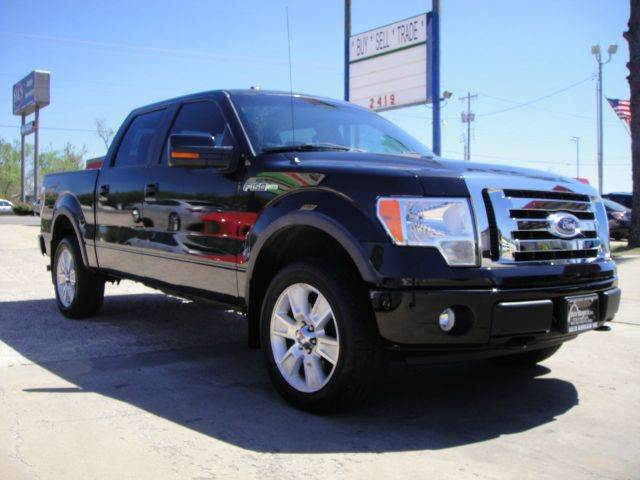 2010 Ford F-150 for sale at AUTO BARGAIN, INC in Oklahoma City OK