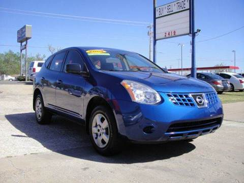 2008 Nissan Rogue for sale at AUTO BARGAIN, INC in Oklahoma City OK