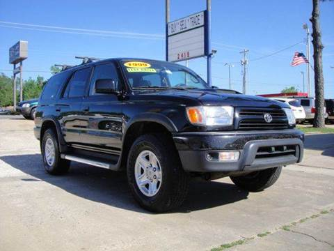 1999 Toyota 4Runner for sale at AUTO BARGAIN, INC in Oklahoma City OK