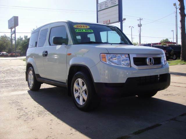 2011 Honda Element EX 4dr SUV   Oklahoma City OK