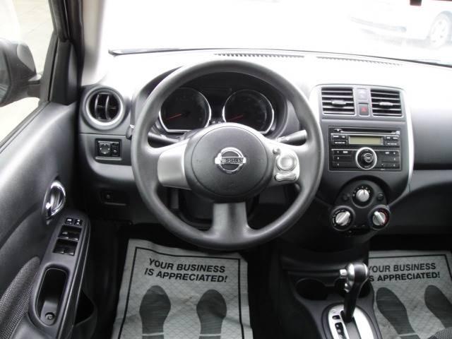 2014 Nissan Versa 16 Sv 4dr Sedan In Oklahoma City Ok Auto
