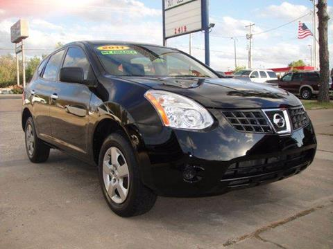 2010 Nissan Rogue for sale at AUTO BARGAIN, INC in Oklahoma City OK