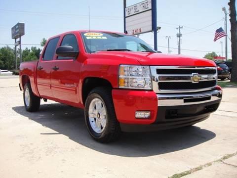 Chevrolet Used Cars Pickup Trucks For Sale Oklahoma City Auto