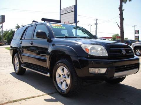 2004 Toyota 4Runner for sale at AUTO BARGAIN, INC in Oklahoma City OK
