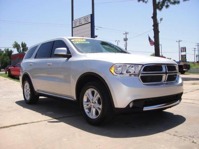 2011 Dodge Durango for sale at AUTO BARGAIN, INC in Oklahoma City OK