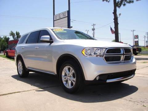2011 Dodge Durango for sale at AUTO BARGAIN, INC in Oklahoma City OK