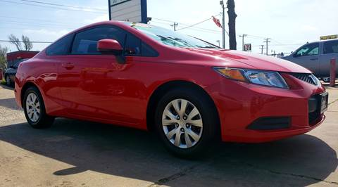 2012 Honda Civic for sale in Oklahoma City, OK