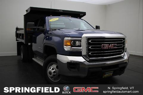 2015 GMC Sierra 3500HD for sale in North Springfield, VT