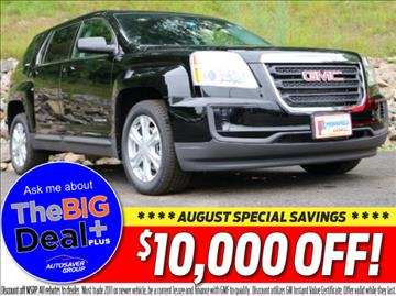 2017 GMC Terrain for sale in North Springfield, VT