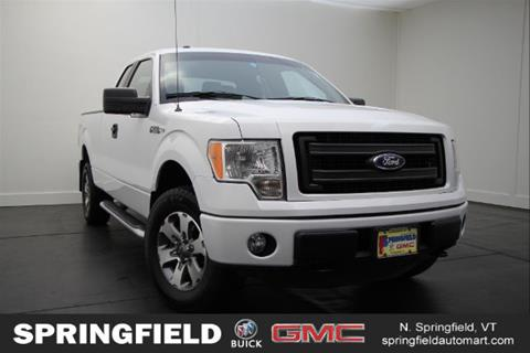 2013 Ford F-150 for sale in North Springfield VT