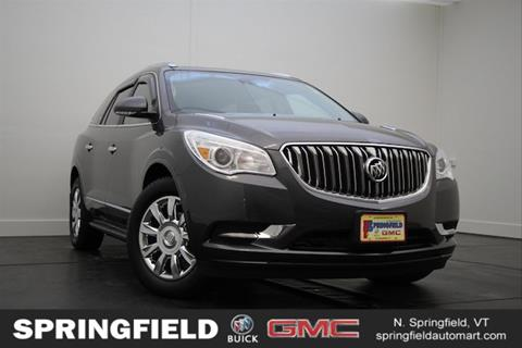 2014 Buick Enclave for sale in North Springfield VT