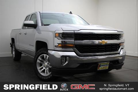 2016 Chevrolet Silverado 1500 for sale in North Springfield, VT