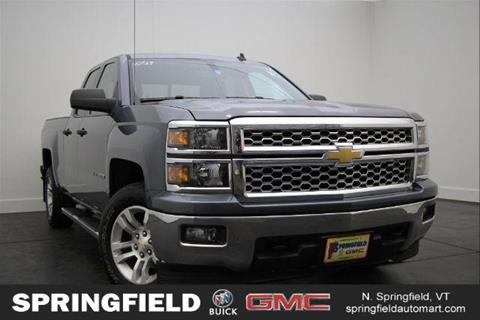 2014 Chevrolet Silverado 1500 for sale in North Springfield VT