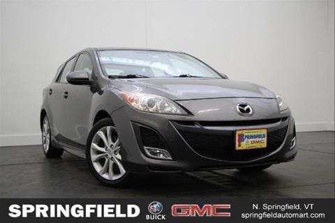 2011 Mazda MAZDA3 for sale in North Springfield VT