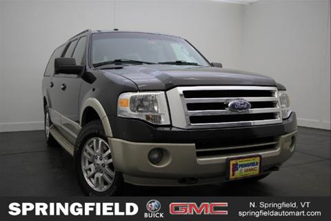 2009 Ford Expedition EL for sale in North Springfield, VT