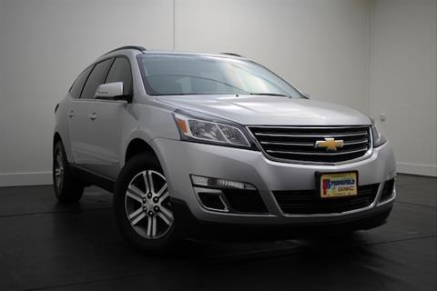 2017 Chevrolet Traverse for sale in North Springfield, VT