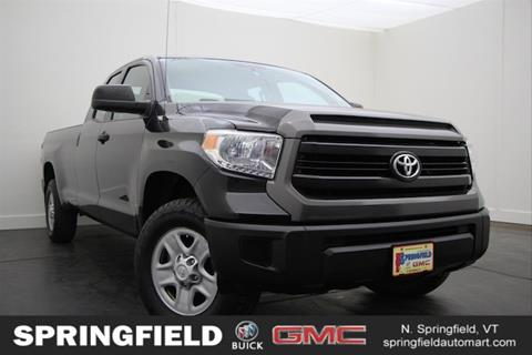 2014 Toyota Tundra for sale in North Springfield, VT
