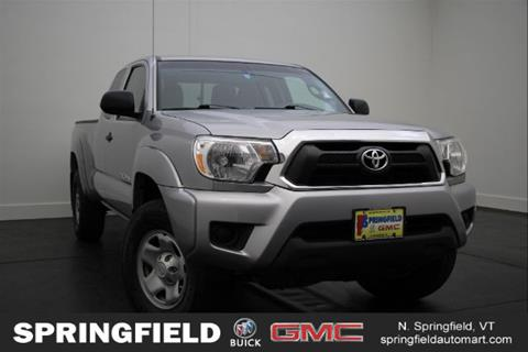2014 Toyota Tacoma for sale in North Springfield VT
