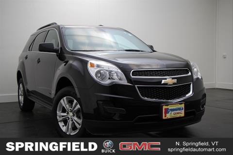 2015 Chevrolet Equinox for sale in North Springfield VT