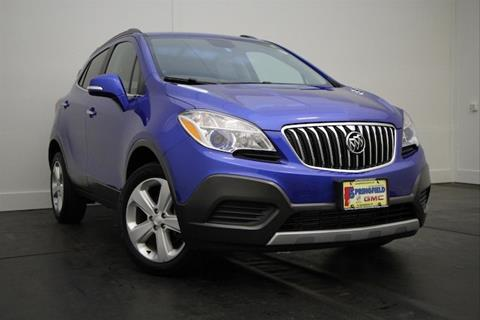 2015 Buick Encore for sale in North Springfield, VT