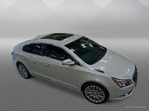 2016 Buick LaCrosse for sale in North Springfield VT