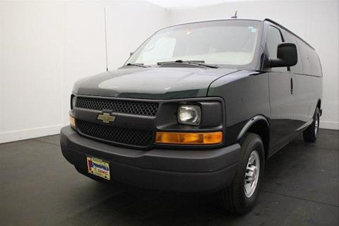 2013 Chevrolet Express Passenger for sale in North Springfield, VT