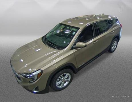 2019 GMC Terrain for sale in North Springfield, VT