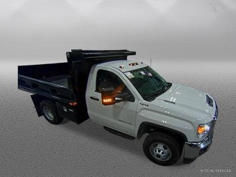 2018 GMC Sierra 3500HD for sale in North Springfield, VT