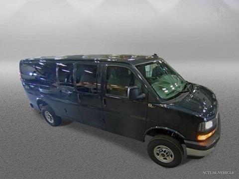 2018 GMC Savana Passenger for sale in North Springfield, VT