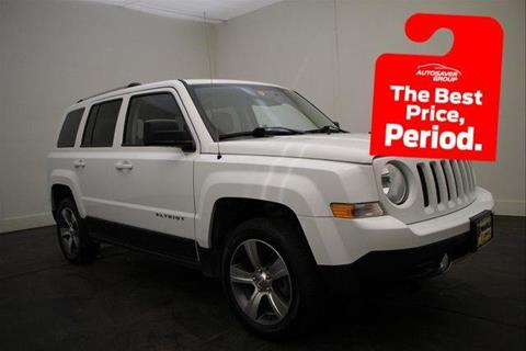 2016 Jeep Patriot for sale in North Springfield, VT