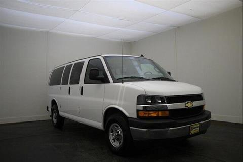 2018 Chevrolet Express Passenger for sale in North Springfield, VT