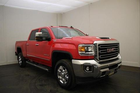 2017 GMC Sierra 3500HD for sale in North Springfield, VT