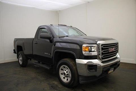 2015 GMC Sierra 2500HD for sale in North Springfield, VT