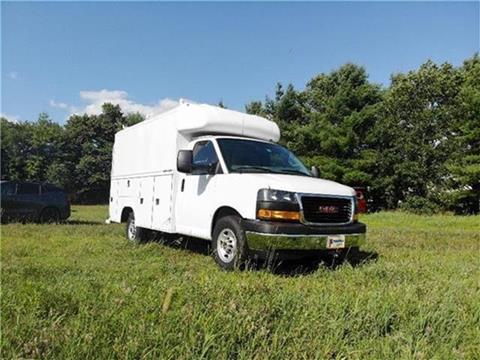 2019 GMC Savana Cutaway for sale in North Springfield, VT