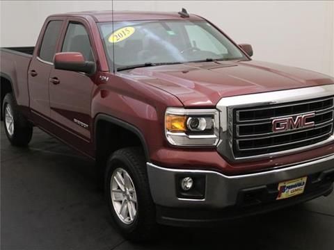 2015 GMC Sierra 1500 for sale in North Springfield, VT
