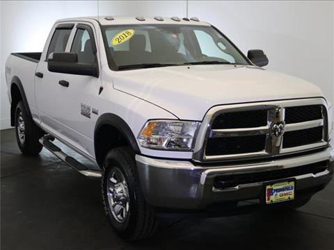 2018 RAM Ram Pickup 2500 for sale in North Springfield, VT