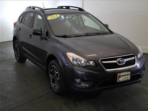 2014 Subaru XV Crosstrek for sale in North Springfield, VT