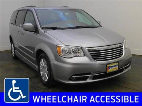 2016 Chrysler Town and Country Touring for sale at Springfield Buick GMC in North Springfield VT