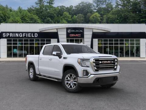 2020 GMC Sierra 1500 for sale at Springfield Buick GMC in North Springfield VT